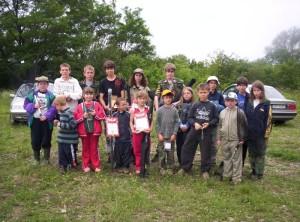 Dětské rybářské závody 042